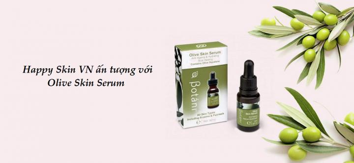 Olive Serum