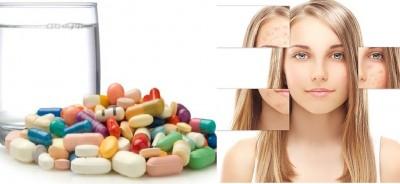 minh họa thuốc trị mụn