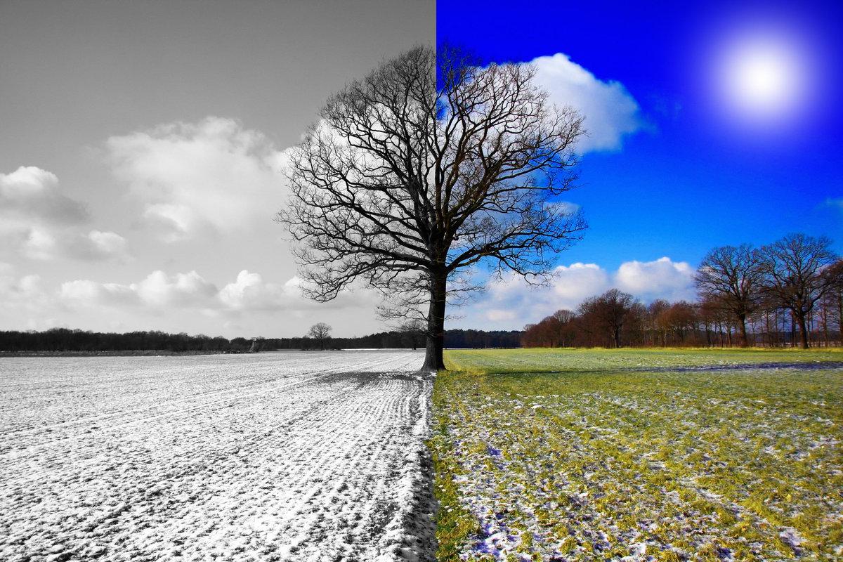 thay đổi thời tiết