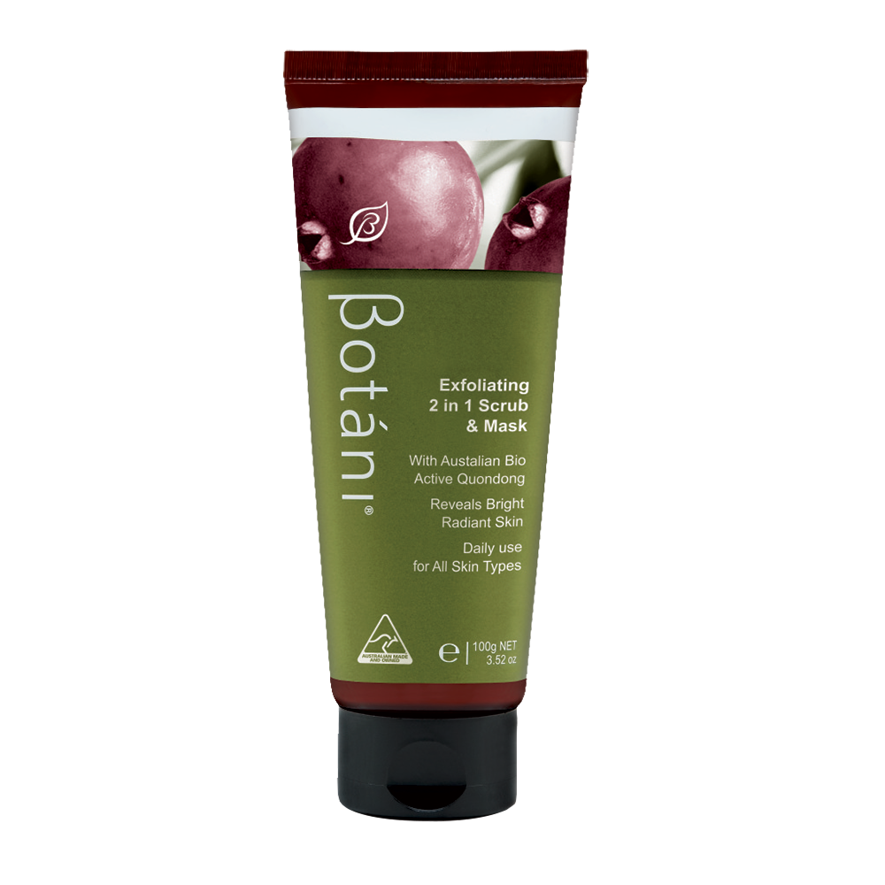 Image result for Botani Exfoliating 2 in 1 Scrub & Mask