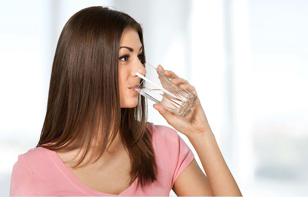 PN uống nước lọc