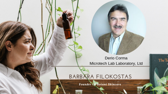 barbara and derio Comar